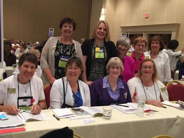 Catholic Daughters Vermont Delegates at Nat'l Convention in Pittsburgh