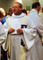 Fr. Patrick Forman (State Chaplain) at Nat'l Convention